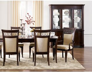 sterling heights dining room set